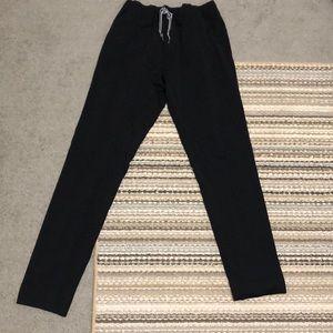 Lululemon Men's Black Yoga Pant Large